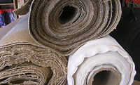 Fabric used at the Upholstery workshop for the Upholstery Courses